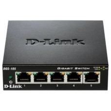 SWITCH D-LINK DGS-105GL 5PTOS 10/100/1000 (Espera 4 dias)