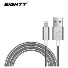 Eightt - Cable USB a Iphone  Lightning - 1.0M -
