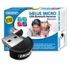 EWENT EW1085 Mini Bluetooth Receptor USB 10m