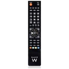EWENT EW1570 Mando TV 4 en 1 programable x cable