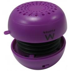 Ewent eBubble Altavoz monofónico portátil Púrpura 3 W (Espera 4 dias)