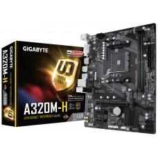 PB AMD SAM4 GIGABYTE A320M-H 2DDR 2PCIE 4SATA3 HDMI