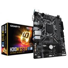 Gigabyte H310M S2 2.0 placa base Intel® H310 LGA 1151 (Zócalo H4) micro ATX (Espera 4 dias)
