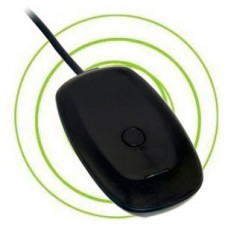 Adap.Negro Mando Xbox360 Inal. (Espera 2 dias)