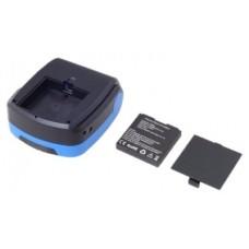 Impresora de tickets termica ITP-80 BT Azul - Portatil