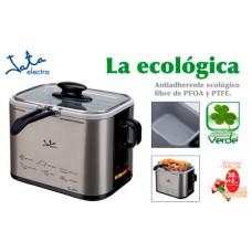 PAE FREIDORA JATA FR326E 1L CUERPO INOX 1000W