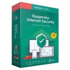 SOFTWARE ANTIVIRUS KASPERSKY  INTERNET SECURITY