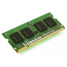 Kingston Technology ValueRAM 2GB DDR3-1600 módulo de memoria 1600 MHz (Espera 4 dias)