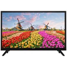 "TV HITACHI 24HAE2250 24"" LED HD ANDROIDTV WIFI BT NETFLIX NEGRO"