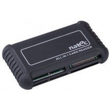 LECTOR DE TARJETAS NATEC ALL IN ONE BEETLE SDHC USB 2.0