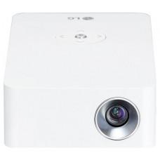 PROYECTOR LED LG PH30JG HDREADY 200L BLANCO HDMI USB SCREENSHARE BATERIA SOPORTE