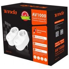 ADAPTADOR PLC TENDA POWERLINE PH6 KIT