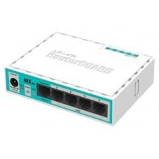 MikroTik RB750r2 hEX lite Router 5x10/100 L4