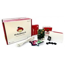 KIT RASPBERRY PI 4 8GB + CARCASA + CARGADOR