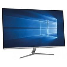 """SCHNEIDER CONSUMER AIO N3350 4GB 32GB W10 23.8"""" IPS 61 cm (24"""") 1920 x 1080 Pixeles Windows 10 PC todo en uno Plata (Espera 4 dias)"""