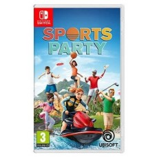 JUEGO NINTENDO SWITCH SPORTS PARTY