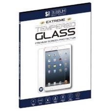 SUBBLIM 2 x Extreme tempered glass para Apple iPad 9.7 2018-17/PRO 9.7/iPad 5 (Espera 4 dias)