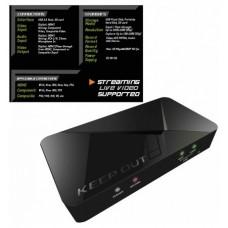 KEEPOUT CAPTURADORA GAMER HD SX300 (Espera 4 dias)