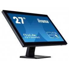 "iiyama ProLite T2736MSC-B1 monitor pantalla táctil 68,6 cm (27"") 1920 x 1080 Pixeles Negro Multi-touch (Espera 4 dias)"