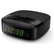 RADIO DESPERTADOR PHILIPS TAR3205 NEGRO 2 ALARMAS (Espera 4 dias)