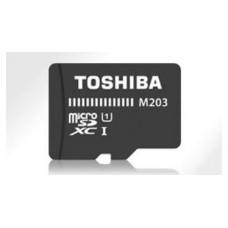 MICRO SD TOSHIBA 32GB M203 UHS-I C10 R100 CON ADAPTADOR