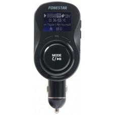 Transmisor FM Bluetooth 4.2 Manos Libres Coche TL-6UB Fonestar (Espera 2 dias)