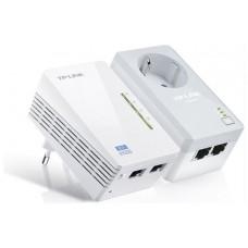 ADAPTADOR POWERLINE TP-LINK AV500 WIFI-DESPRECINTADO (Espera 4 dias)
