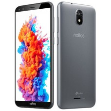 """Neffos C5 Plus 13,6 cm (5.34"""") SIM doble Android 8.1 3G MicroUSB 1 GB 16 GB 2200 mAh Gris (Espera 4 dias)"""