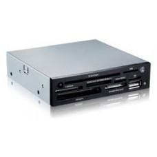 "Tooq TQR-202B  Lector 3½"" USB 2.0 Interno DNIe/SIM"