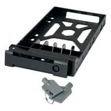 QNAP TRAY-25-BLK01 parte carcasa de ordenador Accesorio para instalación de discos duros (Espera 4 dias)