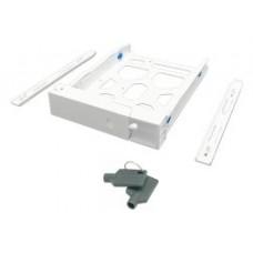 QNAP TRAY-35-WHT01 parte carcasa de ordenador Accesorio para instalación de discos duros (Espera 4 dias)