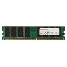 MEMORIA V7 DDR 1GB 400MHZ CL3 PC3200 (Espera 4 dias)