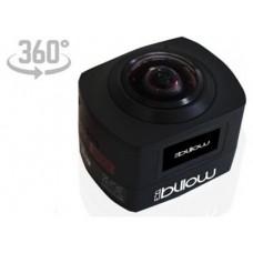 VIDEOCAMARA 360 SPORT XS360  BLACK BILLOW (Espera 4 dias)