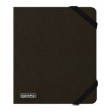 "Ziron ZR217 funda para tablet 20,3 cm (8"") Folio Negro (Espera 4 dias)"